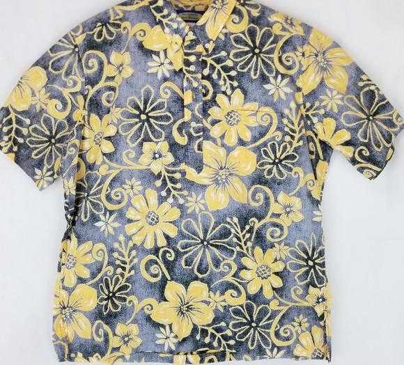 f45a2c1dd Phil Edwards Reyn Spooner Hawaiian Shirt Tropical.  M_5b7a1db7a31c3322b76e901b